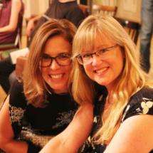 Sarah and Rena